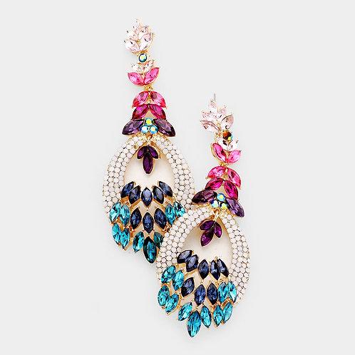 Candy Drop Diamond Earrings