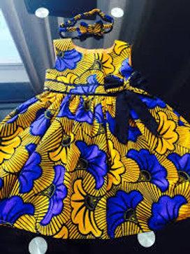 Dana African Style Dress