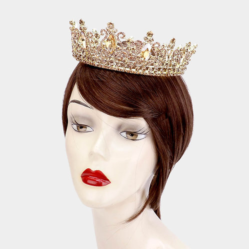 Marquise Pageant Crown