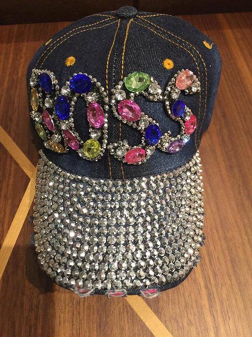 Dark Jean BOSS Hat