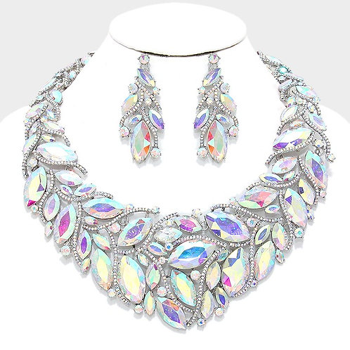 Emily Marquise Evening Necklace