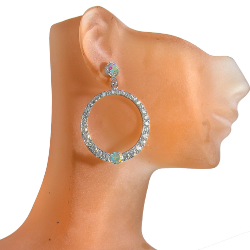 Classy Round Hoops