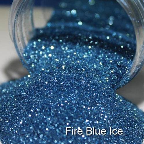 Fire Blue Ice Glitter Lipz