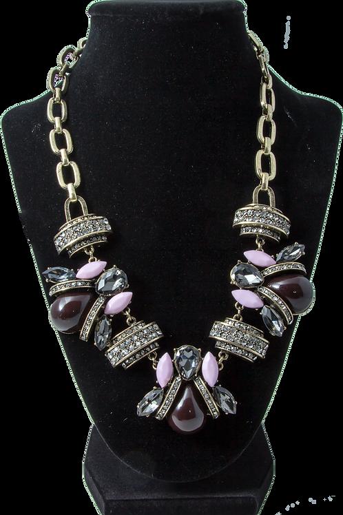 Almafi Mosaic Necklace