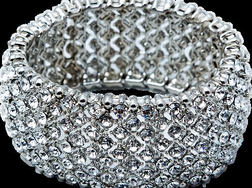 Petra Diamond Bangle