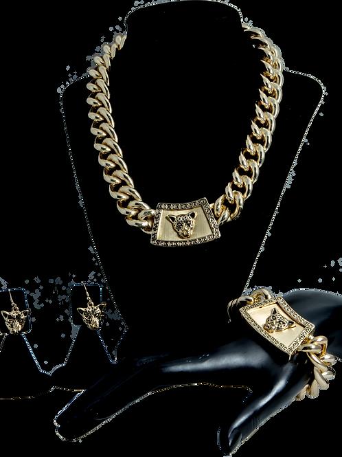 Gold Chetta Set