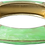 Thumbnail: Green Stack Bangle