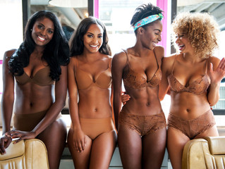 Finally, the Best Nude Lingerie Line for Women of Color Is Available in the U.S.
