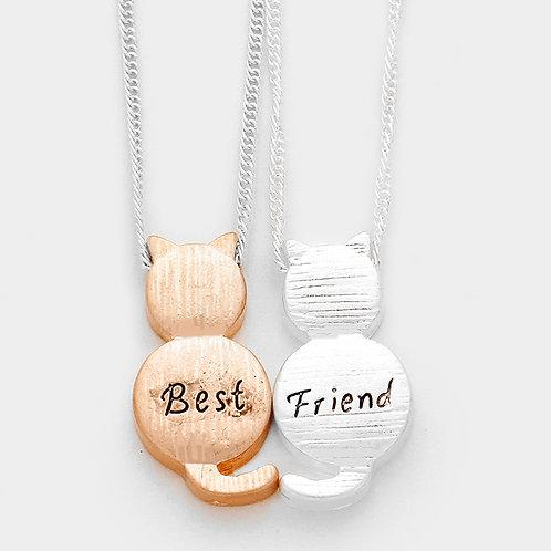 Rose Gold Best Friend Ketty Set