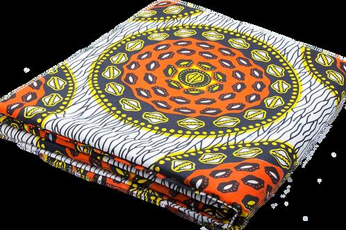 Forest & Saffron Fabric