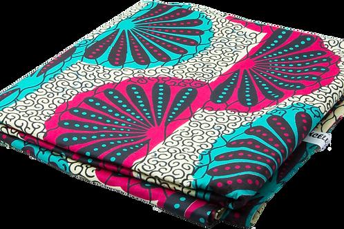 Aqua Vilsco Fabric
