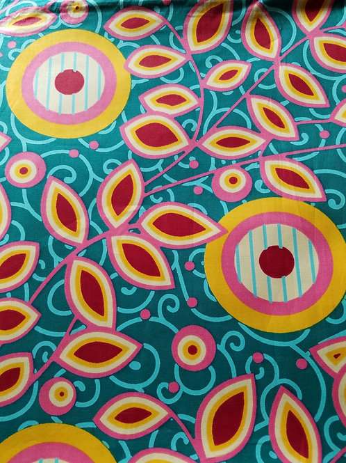 Organza Wax Fabric