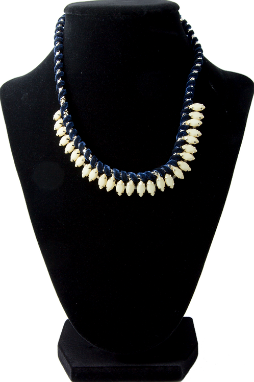 Stone Seed Necklace