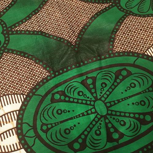 Jade African Fabric