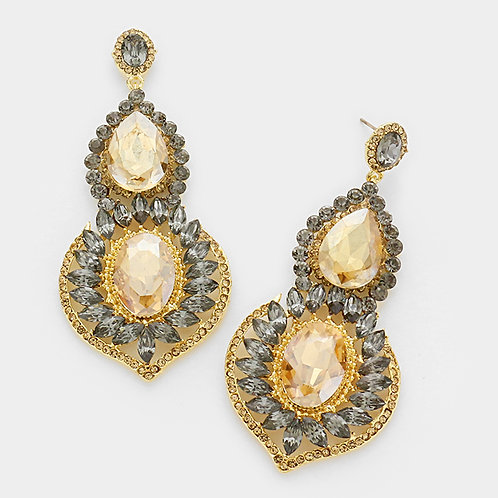 Cleopatra Evening Earrings