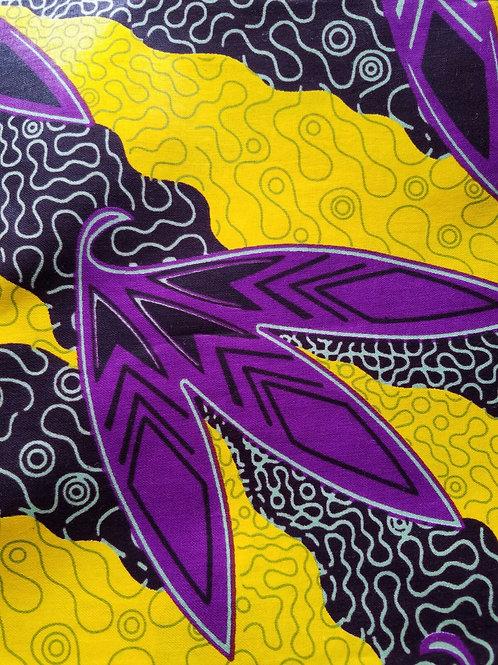 Royalty Wax Fabric