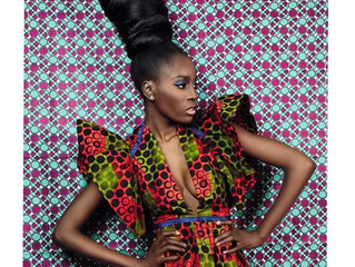 How to Add African Fabric Patterns to Your Fall Wardrobe