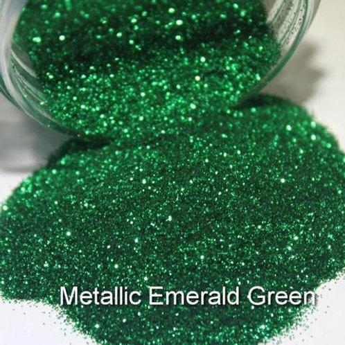 Emerald Green Glitter Lipz