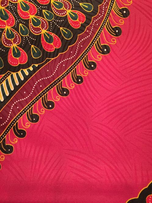 Pink Angelina Fabric