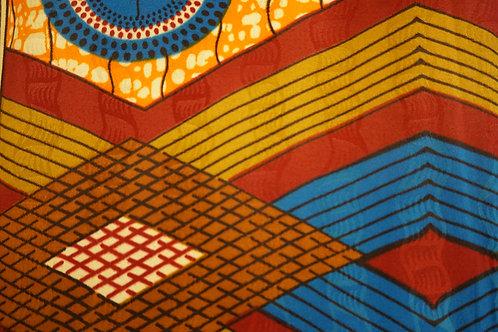 Afua Africa Fabric
