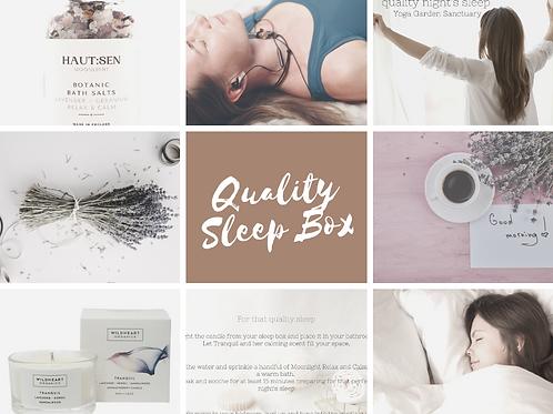 Quality Sleep Box