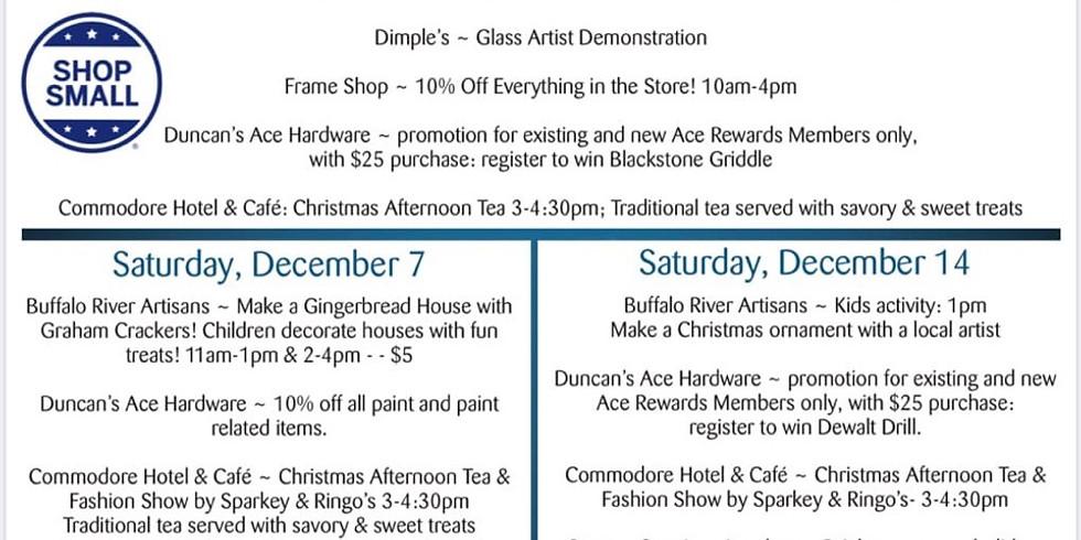 Christmas Afternoon Tea & Fashion Show