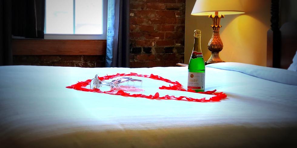 Valentines Getaway Room & Dinner Packages