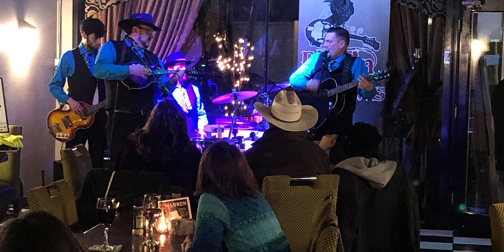 Dinner & Live music w/ The Pickin Crows