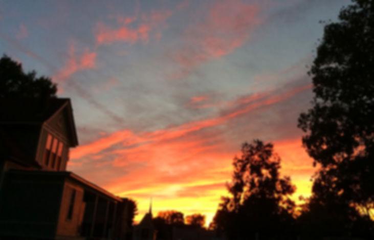 sunset in yard.jpg