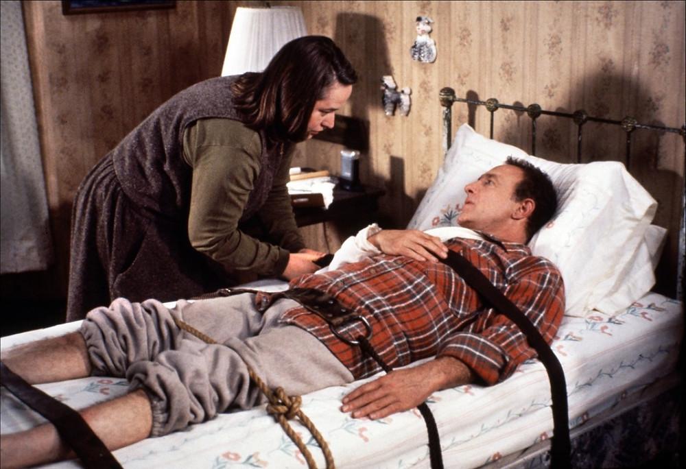 Kathy Bates as Annie Wilkes in Misery