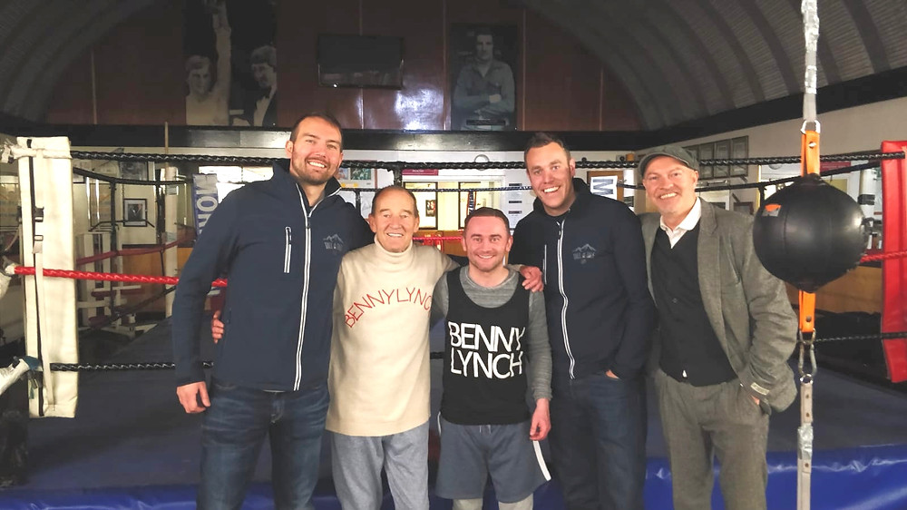 The Benny Lynch Story cast and crew