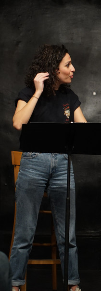 OUR HOUSE staged reading