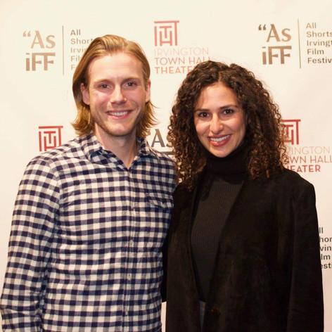 As Irvington Film Festival - Best Actress Jury award