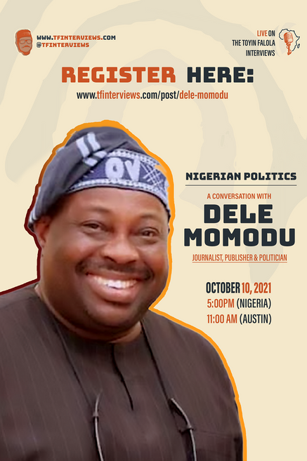 A Conversation with Dele Momodu