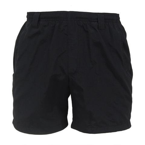 Black Performance Fishing Shorts