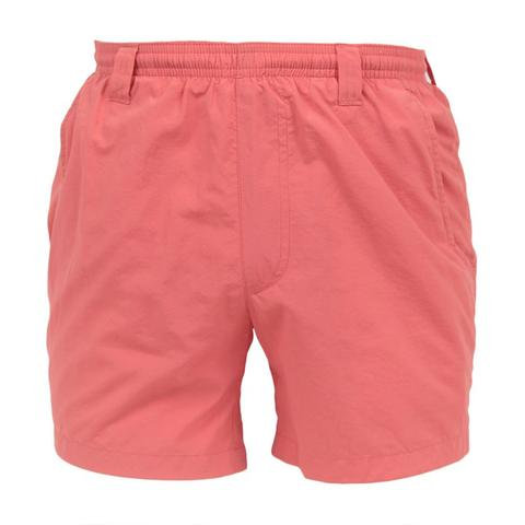 Peach Performance Fishing Shorts