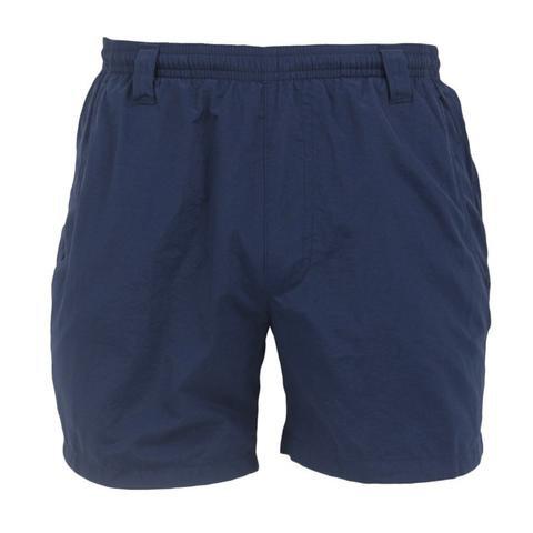 Navy Performance Fishing Shorts