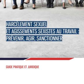 Guide contre harcelement sexuel DGT 2019