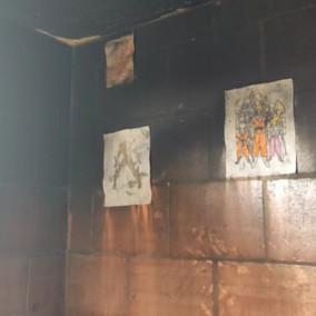 Familia lo perdió todo por un incendio en Torrentes