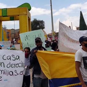"""""""Dependemos de la Policía para hacer las demoliciones"""" : Secretaría de Gobierno"""