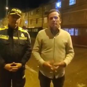 No fue atentado: Escoltas del alcalde habrían neutralizado un hurto