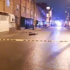 Un robo de vehículo habría causado tiroteo con escoltas del alcalde de Soacha