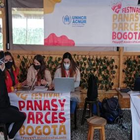 Festival de emprendimiento para migrantes en Bogotá