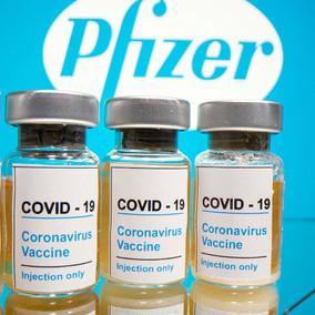 Bogotá se queda sin vacunas Pfizer