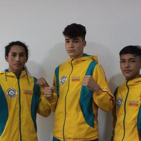 Soacha tendrá representación en el campeonato de Muaythai en Brasil