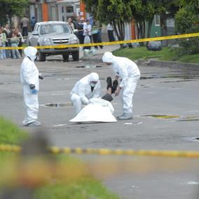Ocho personas muertas en Bogotá durante la celebración de Navidad.