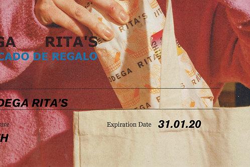 Bodega Rita's Voucher £50