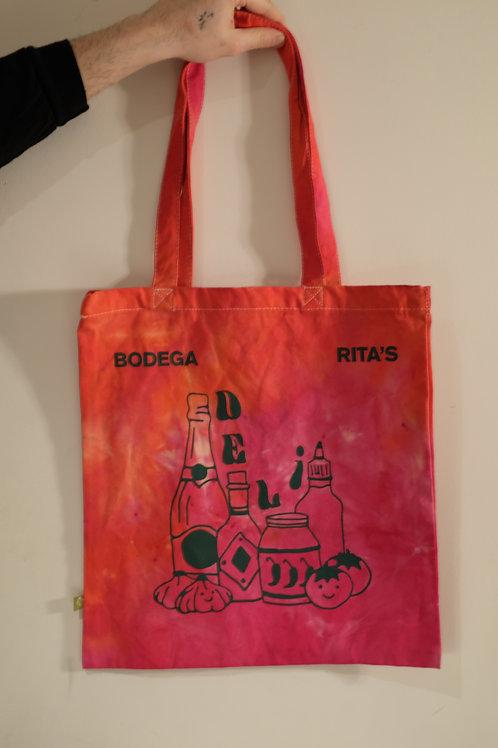 BODEGA RITA'S STAIN SHADE TOTE 00