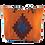 Thumbnail: Orange Bag With God's Eye