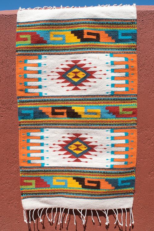 Zapotec Diamonds in Colors Rug
